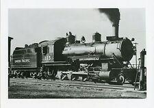 6Aa530 Rp 1948/60s Union Pacific Railroad Engine #106 Stapleton Ne