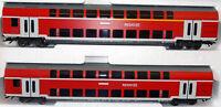 Märklin H0 29479-2 Doppelstockwagen-Set der DB AG - NEU