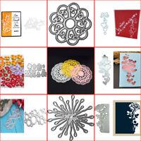 Metal Cutting Die Embossing Stencils Dies Card Paper Craft Scrapbooking Album