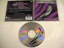THE VELVET UNDERGROUND  Live MCMXCII  CD