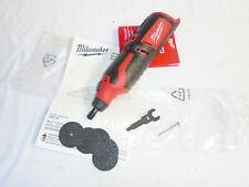 Milwaukee M12 Li-Ion Rotary Tool 2460-20 and An Accessories (Bare Tool) NEW