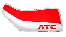 Honda ATC 350X Red White Logo ATV Seat Cover TG20184411