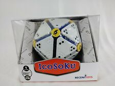 IcoSoKu world most fascinating Brainteaser 3D Puzzle by RecentToy