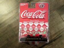 M2 Machines 1/64 Coca-Cola #3 1969 Dodge Charger Daytona HEMI Car 52500-RC01M