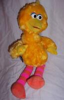 Applause Big Bird Sesame Street 1992 Jim Henson Plush Soft Toy Stuffed Animal