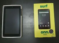 ONN surf 7 ' 16GB 1.3 GHz Quadcore Android 9.0 Pie Tablet - Navy Blue 100005206