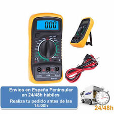 Polimetro digital herramienta electronica tester (Envio express)