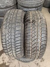 2x205 65 15 94H Continental ContiWinter Contact TS790 1 Puncture Repair 7mm M+S