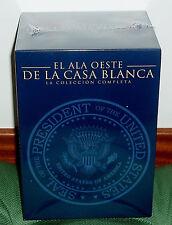 EL ALA OESTE DE LA CASA BLANCA-COLECCIÓN COMPLETA 7 TEMPORADAS-DVD-NUEVO-SERIES
