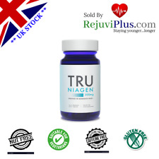 Tru Niagen? by Chromadex Anti-aging Nicotinamide Riboside (NR) Boost NAD+ Levels