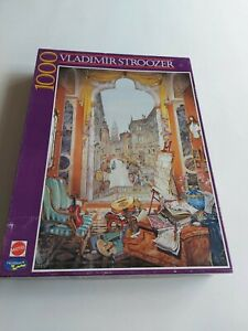 Vladimir Stroozer 1000 piece Jigsaw Puzzle hours of entertainment holdson brand