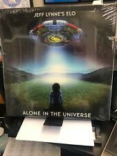 ELO Jeff Lynne Alone In The Universe New Sealed Vinyl Lp Gatefold Prog Rock