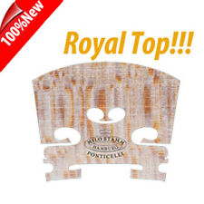 Milo Stamm Violin Bridge 4/4 --41.5MM--Royal!!!