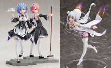 Re:Zero -Starting Life In Another World- Rem & Ram & Emilia 1/7 Scale Figure