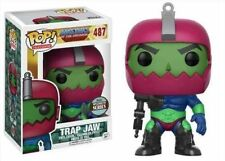 Funko POP (Specialty Series!) Trapjaw Masters Of The Universe MOTU