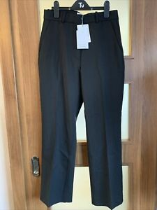 & Other Stories Wool Blend Kick Flare Trousers - Size EUR38 / UK12 , BNWT