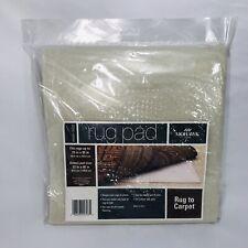 Mohawk Home Carpet To Rug Pad Floor Pad 24in X 96in Rugs Non Slip Felt