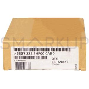 New In Box SIEMENS 6ES7332-5HF00-0AB0 PLC Module