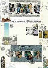 Israel 1992 Complete Year FDC First Day Cover Set