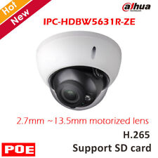 Dahua IPC-HDBW5631R-ZE 6MP IP67 IK10 WDR IVS ePoE IR Dome Network Camera