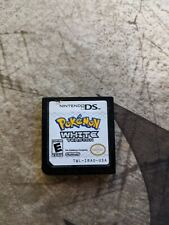 Pokemon White Version (Nintendo DS 3DS, 2011) Cartridge Only Authentic TESTED