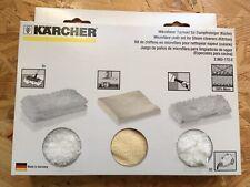 Kärcher Kit de chiffons en microfibre pour la cuisine (4 pièces)