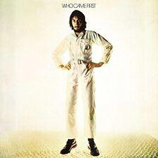PETE TOWNSHEND - WHO CAME FIRST (LIMITED WHITE VINYL)   VINYL LP NEU