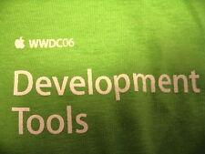 APPLE WWDC OS Developer Development Tools 2006 T-SHIRT Small SM tee shirt SDK 06