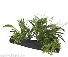 VEL bassin poisson plante Chaussette plantation Chaussette 15 cm x 80 cm bordure des marges de plantes