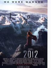 2012 DIRECTOR 'We Were Warned' Roland Emmerich Autograph Signed UACC & AFTAL RD