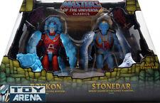 Mattel Master of the Universe Classic Rokkon & Stonedar MOTU SDCC 2013 Exclusive