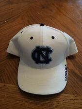 NORTH CAROLINA UNIV 100% Cotton Football hat/cap Twins Enterprises NEW W/O Tags