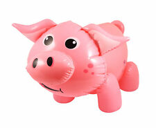 Inflatable Pig - Blow Up Toys Hen Stag Party Fancy Dress Kids Play Accessory