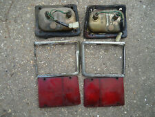 Tail light assemblies used for Toyota Land Cruiser FJ55