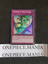 Yu-Gi-Oh! LED3-EN016 Cybernetic Revolution Super Rare 1st Edition M (LED3-FR016)