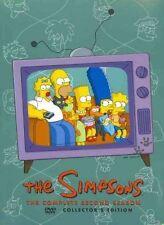 Simpsons Season 2 0024543775645 DVD Region 1 P H