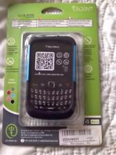 Trident Aegis Protective Case for BlackBerry Curve - Retail Packaging-Blue/Black