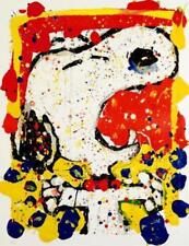Tom Everhart Squeeze the Day Friday Hand Signed Lithograph S2 Art
