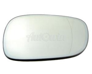 BMW X3 F25 X1 E84 Mirror Glass Heated Auto Dim Right Side Genuine 51162991664