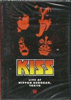 DVD Kiss – Live At Nippon Budokan Tokyo Usa 2010 Sealed