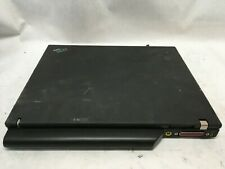 New listing Ibm ThinkPad T41 2374 Laptop Boots to Bios No Hdd/Charger Jr