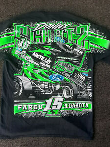 SPRINT CAR -  DONNY SCHATZ -  2017 T-SHIRT - LARGE