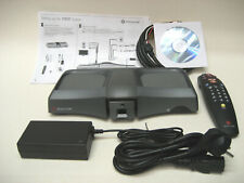 Direct Network video Conferencing Equipement POLYCOM V500 System PAL camera