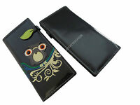 Ladies Women's Cute Owl Small/Large Wallet Coin Money Card ID Holder Purse Bag