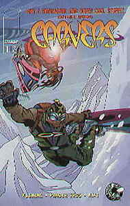 Carvers #1 VF/NM; Image | save on shipping - details inside