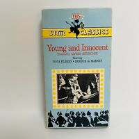 Star Classic - Young and Innocent VHS Movie - Free Shipping!