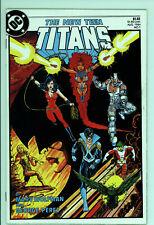 New Teen titans 1 - Baxter Paper - High Grade 9.2 NM-