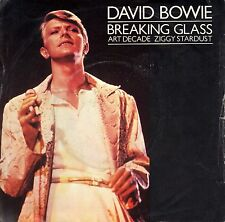 "7"" David Bowie – EP: Breaking Glass / Ziggy Stardust +1 / Center Intatact // UK"
