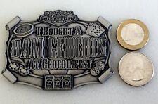 ☆ Dam geocoin GCF Geocoinfest Las Vegas Slot Machine Unactivated HUGE