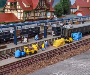 Vollmer 47503 - N Luggage Platform, Fünfteilig - New